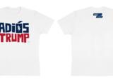 La camiseta 'Adiós Trump' que recauda fondos para beneficiarios de DACA