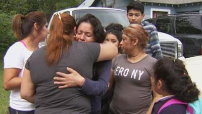 Una bala perdida dejó huérfanos a tres hijos en Pleasant Grove