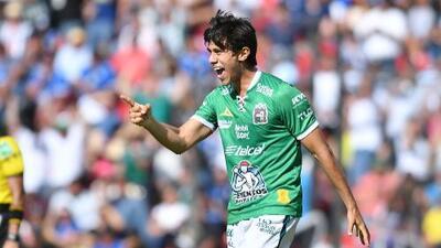 Estadísticas de José Juan Macías, el hombre gol del León