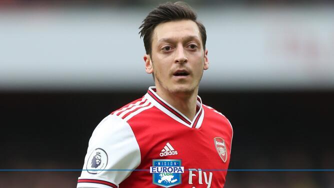 ¿Cuándo jugará Özil? La historia de su divorcio con Mikel Arteta