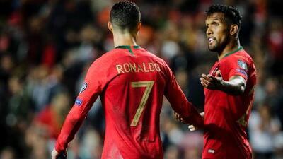 """'Brasileño', compañero de CR7 en la selección de Portugal, se sincera: """"No tenía qué comer"""""""