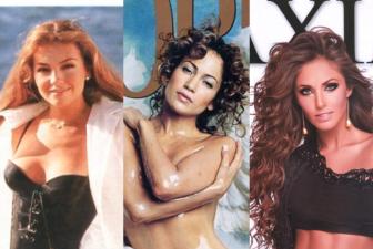 Mira todas las veces que nuestras estrellas se quitaron la ropa para ser portada de revista