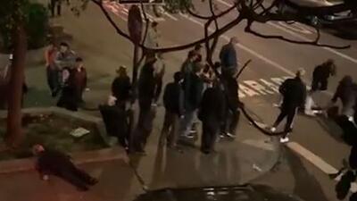 Hombres golpean a personas de la tercera edad durante un intento de robo en San Francisco