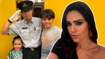 Luz Elena González confiesa que ha llegado a los golpes para defender a su hijo