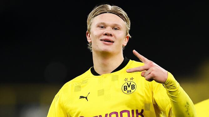 """Dortmund sobre el futuro de Haaland: """"Seguirá mucho tiempo"""""""
