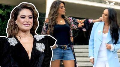 De viva voz, Galilea Montijo aclara si Inés Gómez Mont se queda en su lugar en el programa 'Hoy'