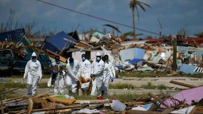 Bahamas vive 'una tragedia sin fin': cientos de desaparecidos, desempleo y crisis económica tras el paso de Dorian