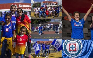 En fotos: El color de la previa del Cruz Azul vs Monarcas