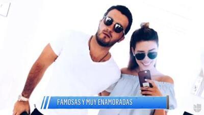 GYF digital: Michelle Salas compartió por primera vez una foto de su novio