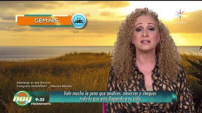 Mizada Géminis 6 de febrero de 2018
