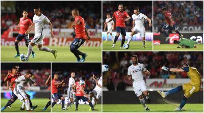 En fotos: El empate entre Veracruz y Cruz Azul