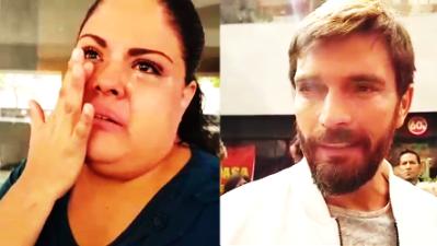 Las mamás que lloran con Julián Gil: un paño de lágrimas para mujeres en pleitos por sus hijos