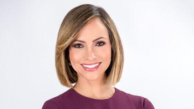 Satcha Pretto, presentadora de noticias Despierta América