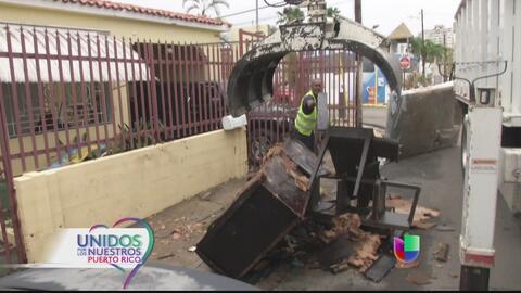 ¿Qué pasa en San Juan que se inunda con cualquier lluvia?