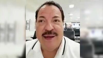 Julio Preciado denuncia a una aerolínea por falta del servicio de silla de ruedas en Mexicali, México