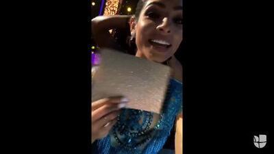 Lo que no viste de la final de La Reina de la Canción desde el celular de Ale Espinoza