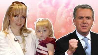 Así ha crecido la hija de Edith González y el político mexicano Santiago Creel