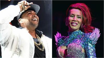 Ivy Queen habla sobre el beso que le dio a Don Omar en la boca en un concierto