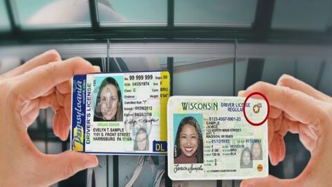 Licencias de conducción deberán actualizarse para abordar vuelos comerciales en EEUU