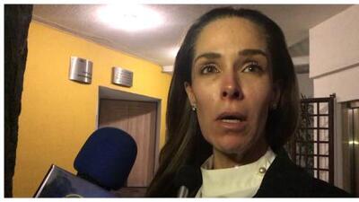 """Sharis Cid entró en """"shock"""" al enterarse que el cuñado de su pareja estaría involucrado en el asesinato"""