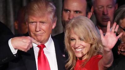 """Trump insulta al esposo de su principal asesora: """"¡Un marido del infierno!"""""""
