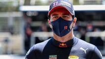 """Checo Pérez tras ganar el GP de Azerbaiyán: """"Ha sido de locos"""""""