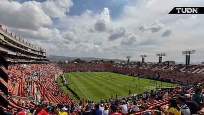 San Luis jugará contra América a puerta cerrada