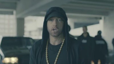 Un enojado Eminem advierte a sus fans: 'están con Trump o están conmigo'