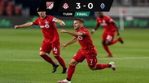 En el debut goleador de Pablo Piatti, Toronto FC superó por 3-0 a Vancouver Whitecaps