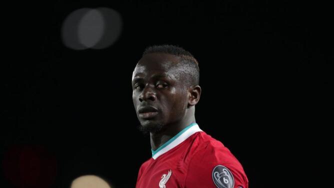 Sadio Mané hizo una brutal autocrítica por bajo nivel con el Liverpool