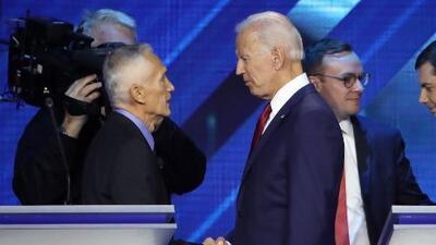 """""""¿Hizo algo para prevenir o evitar las deportaciones?"""": así fue el tenso intercambio entre Joe Biden y Jorge Ramos"""