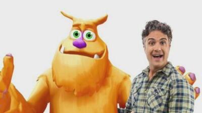 El actor Jaime Camil presenta 'Osmo', un juego educativo para niños