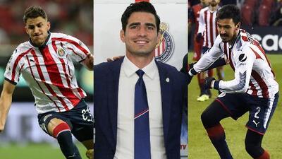 'El Pollo' Briseño será titular en Chivas; Mier o Alanís lo acompañarían en la central