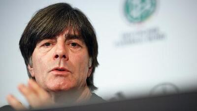 Joachim Löw cree que Alemania y México pasarán a octavos de final por el Grupo F