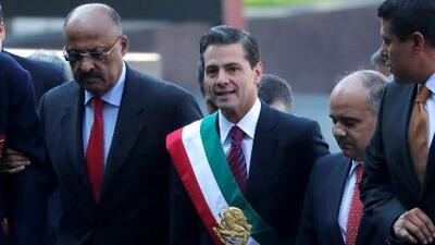 """""""Me retiro a una vida privada y no deseo tener participación política en el país"""": Enrique Peña Nieto"""