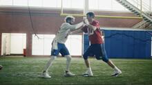 El comercial más romántico del Super Bowl muestra a Eli Manning y Odell Beckham Jr. bailando