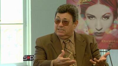 Abraham Quintanilla padre de Selena interpuso una demanda al viudo de su hija Chris Pérez