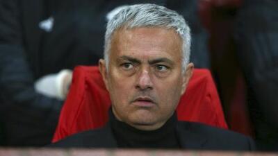 Para Jose Mourinho, la Juventus no solo depende de Ronaldo y Dybala