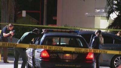 Identifican a uno de los sospechosos de abrir fuego contra un hombre en inmediaciones del Hospital Hialeah