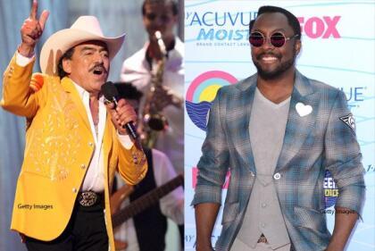No es la primera vez que el regional mexicano se fusiona con un género completamente diferente. En 2013 Joan Sebastian y el rapero Will.I.Am unieron sus talentos para crear el tema 'Hey You', en donde 'el poeta del pueblo' cantaba en inglés, mientras que el rapero puso el ritmo.