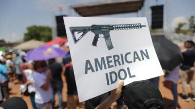 Lo difícil que es para los demócratas hablar de control de armas en Texas