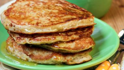 Pancake de avena y banana | Reto 28