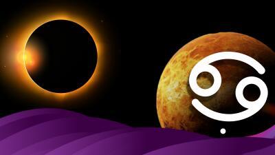 Marte entra en Leo, Venus en Cáncer y un eclipse de Sol: ¡prepárate para lo sorprendente!