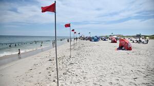Estas playas de Nueva Jersey no están aptas para bañistas por contaminación con bacterias fecales