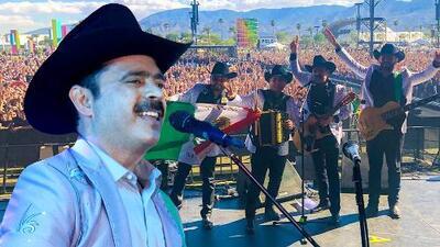 Así fue la histórica presentación de Los Tucanes de Tijuana que puso a bailar a Coachella al ritmo de 'La Chona'