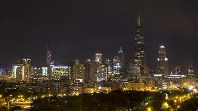 Chicago vivirá una noche de viernes con cielos despejados, ambiente fresco y sin lluvias
