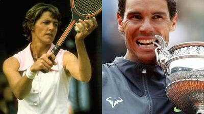 Nadal, máximo ganador de un mismo Grand Slam: rebasó a Margaret Court al llegar a 12 títulos