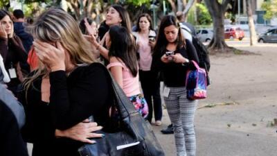 Fuerte sismo de 7.3 sacude parte de Venezuela, Colombia y la isla de Trinidad