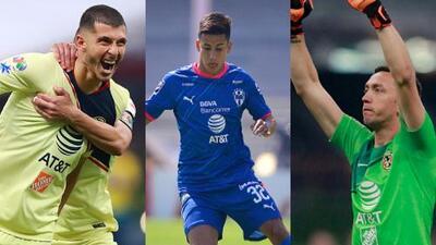 La Liga MX situada en el 'top 3' del once inicial más caro del continente americano