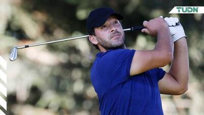 Tony Romo logra su mejor ronda en el PGA TOUR